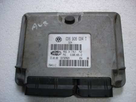 Skoda Fabia 1,4 16 V motorvezérlő computer T