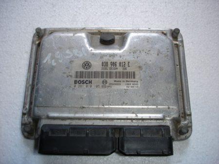 Skoda Octavia 1,9 Sdi motorvezérlő computer