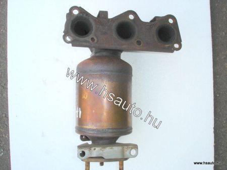 Skoda Fabia 1,2 6V katalizátor