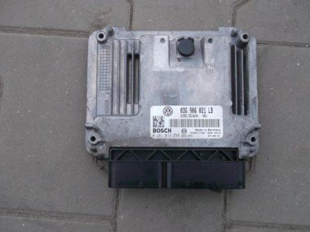Skoda Octavia II motorvezérlő elektronika 1,9 Pdtdi BXE