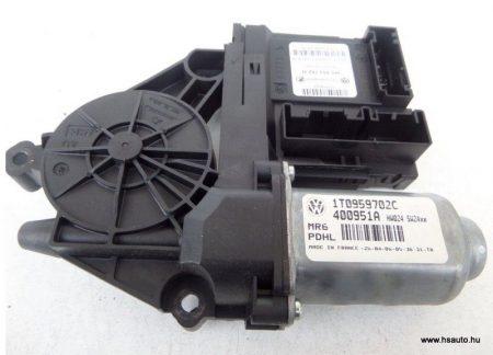 Skoda Octavia II ablakemelő motor elektronikával első