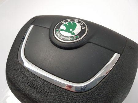 Skoda Octavia II facelift légzsák