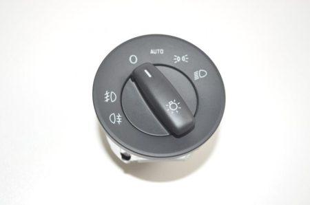 Skoda Octavia II világítás kapcsoló,autamata nappali fény,Coming home-Leaving home funkció