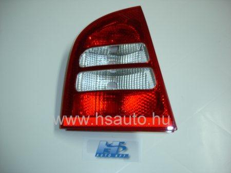 Skoda Octavia hátsó lámpa 2001-től
