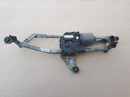 Skoda Superb II ablaktörlő szerkezet motorral