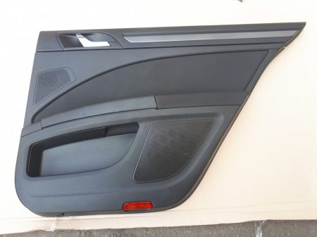 Skoda Superb II sedan ajtókárpit jobb hátsó