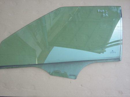 Skoda Fabia II üveg első ajtóba