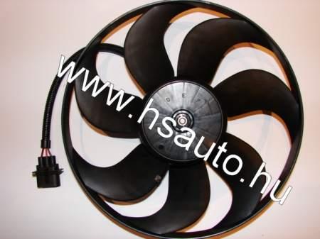 Skoda Fabia-Roomster hűtőmotor