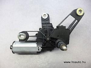 Skoda Fabia kombi ablaktörlő motor hátsó