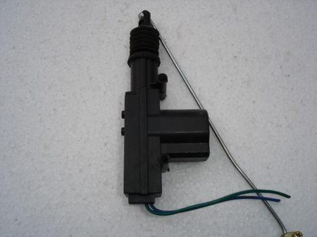 Skoda Fabia központizár motor