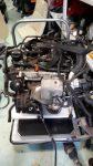 Skoda Octavia-Yeti 1,4 Tsi motor CAXA