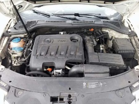 Skoda Superb 2,0 Crtdi CFFB motor
