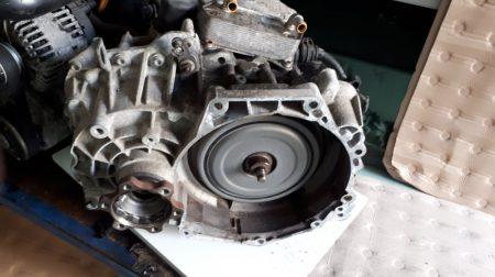 Skoda Octavia-Superb 2,0 Tdi DSG sebességváltó KCU